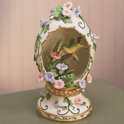 Musical Hummingbird Egg