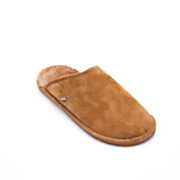 Suede Slippers Mens