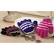 glove coin purse