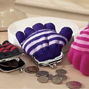 glove coin purse