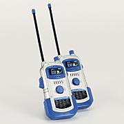 set of 2 kids walkie talkies