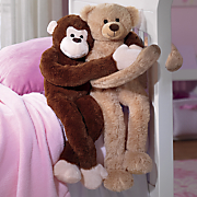 huggable stuffed animals