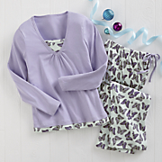 butterfly pj set 116
