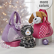 personalized purse pet