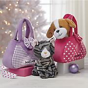 personalized purse pet
