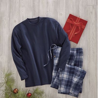 2-Piece Fleece Lounge Set