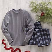 2 piece men s lounge set