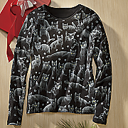 pretty paws long sleeved tee