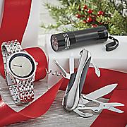 watch  multi tool   flashlight set