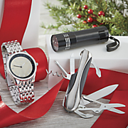 Watch, Multi-Tool & Flashlight Set