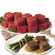 extra trimmed filet medallions recipe