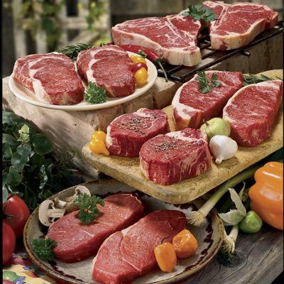 V.I.P. Steak Combo