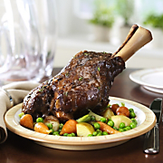 Rosemary Lamb Shanks recipe