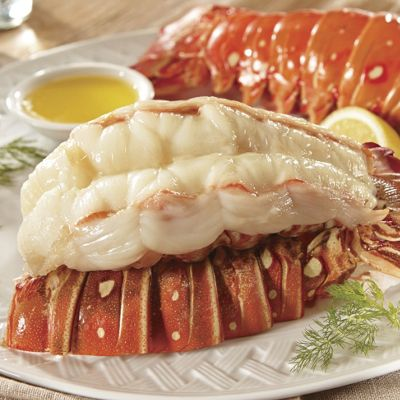 Succulent Lobster Tails