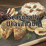 Garden Vegetable & Garlic Herb Cheese Wheels