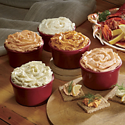 Seafood Cheese Spreads Gift Assortments