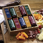 Taste Tempting 10 Cheese and Sausage Gift