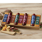 Heartland Nine Cheese & Sausage Gift Assortment
