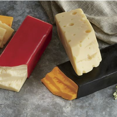 Jumbo Cheese Gift Trio