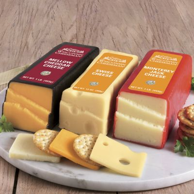 Jumbo Cheese Trio