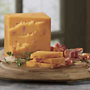 Cheddar With Bacon