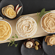 cheese spread trio