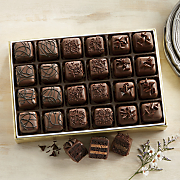 chocolate lovers petits fours 10