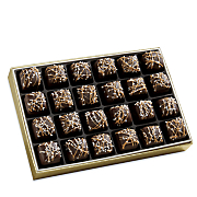 salted caramel petits fours 12