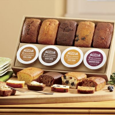 Fruit & Nut Breads & Cremes Gift Assortment