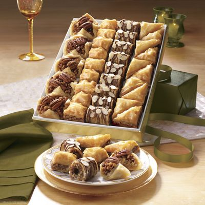 Mini Baklava Gift Assortment