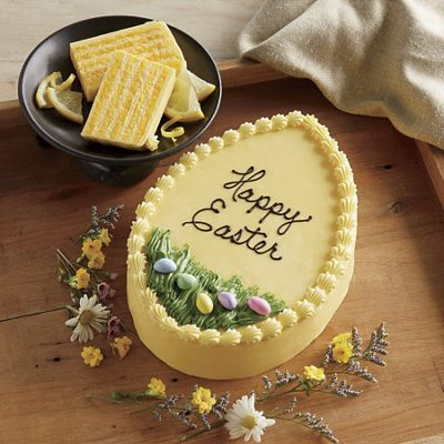 Easter Lemon Cake