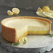 luscious lemon cheesecake 7
