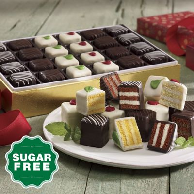 Sugar-Free Petits Fours
