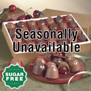 Sugar free Cherry Cordials 1