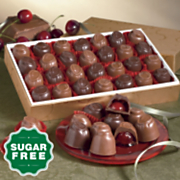 Sugar-free Cherry Cordials
