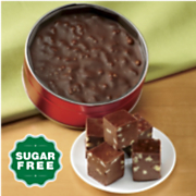 Sugar Free Chocolate Pecan Fudge 1
