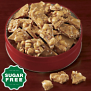 Sugar free Peanut Brittle 1