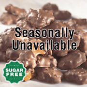 Sugar free Caramel Pecan Clusters 1