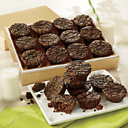 sugar free brownie puffs 9