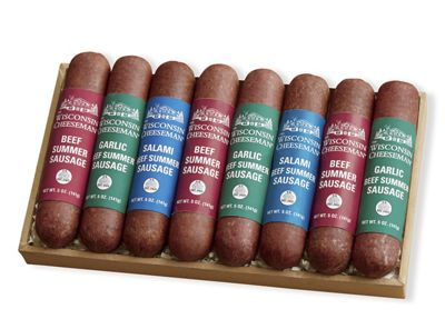 Eight of Your Favorite Sausages Gift Assortment