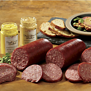 Wild Game Sausage Gift Assortment