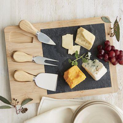 Cheese Board & Tools