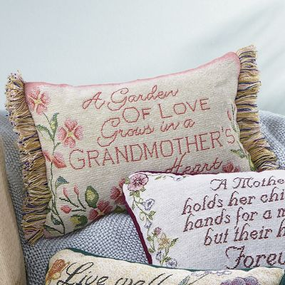 Sentiment Grandmother Pillow