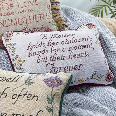 Sentiment Mother Pillow