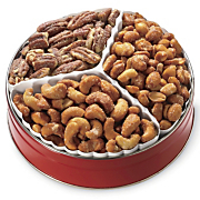 Honey-Roasted Nut Gift Tin