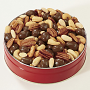Premium Nut Assortment Gift Tin