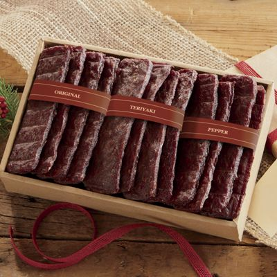 Beef Strips Variety Pack