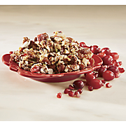 gluten free cranberry pomegranate crunch 29