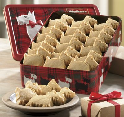 Walker Shortbread Gift Tin