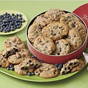 blueberry pecan cookies 3